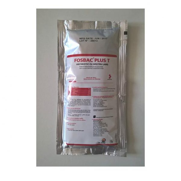 Fosbac 160 g – 110 lei